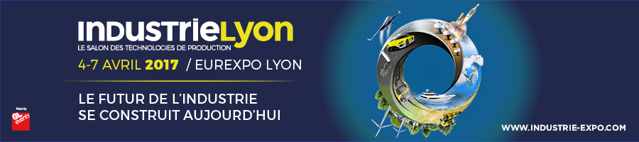 Industrie lyon 2017 accueil for Salon de l industrie 2017
