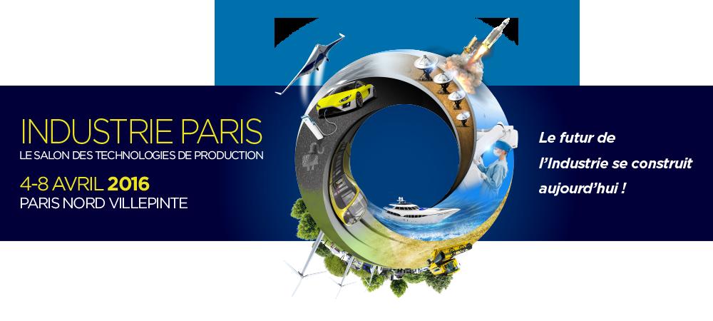 Industrie paris 2016 accueil - Salon de l industrie paris ...